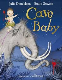Book cover Cave Baby
