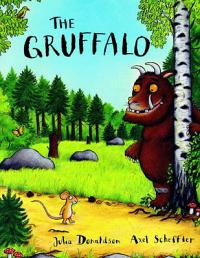 Book cover The Gruffalo