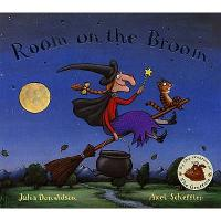 Book cover Room on the Broom