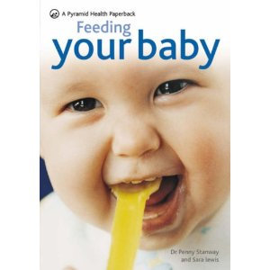 Book cover Feeding Your Baby