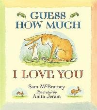 Book cover Guess How Much I Love You